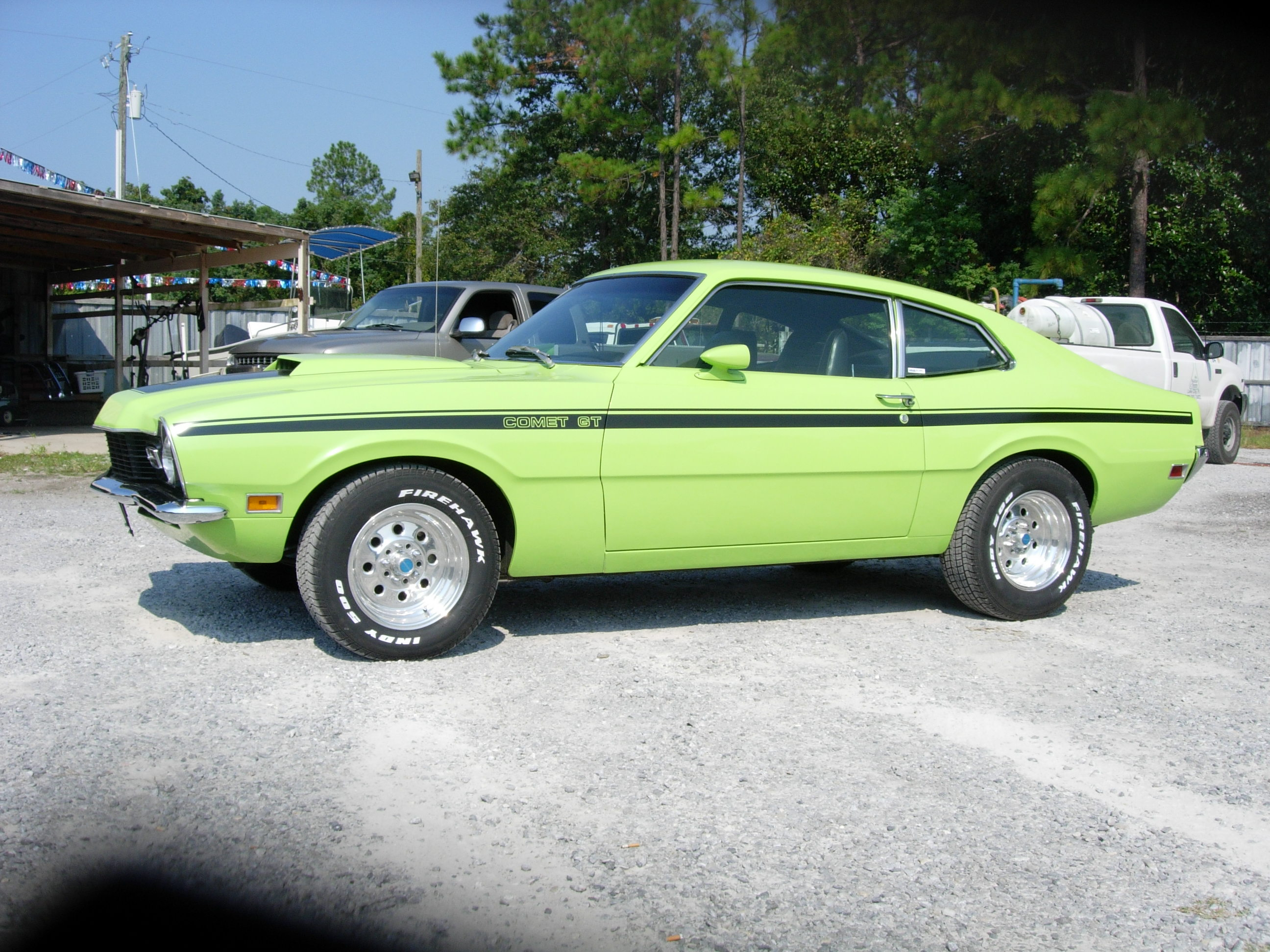 Help with 70's comet please. - Ford Muscle Forums : Ford Muscle Cars ...