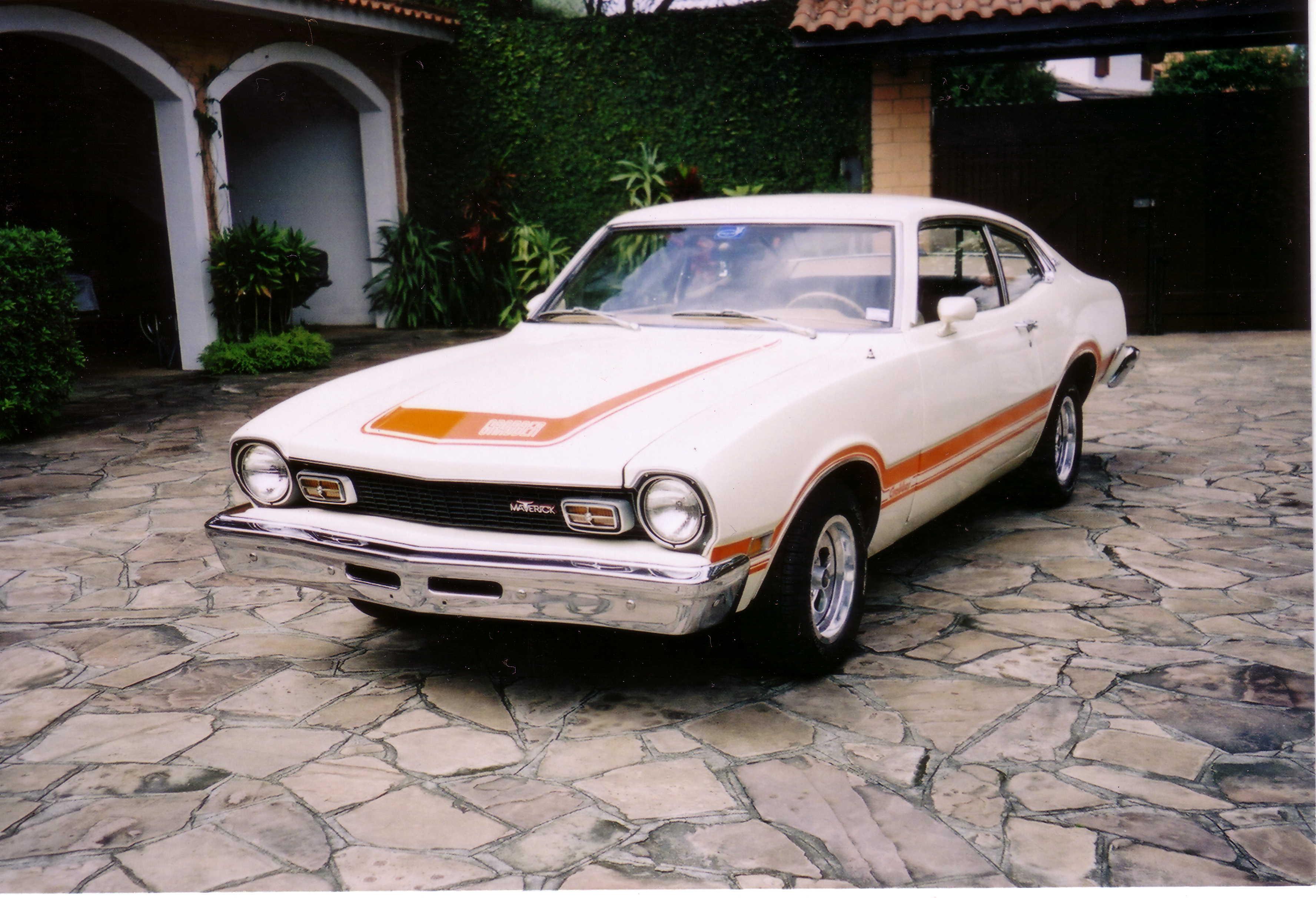 1974 Ford Maverick Grabber Specs